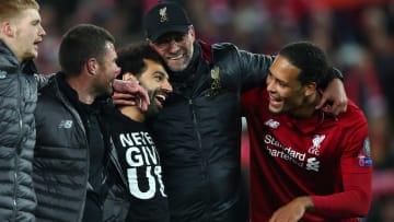 Van Dijk escolheu o Liverpool por Klopp.