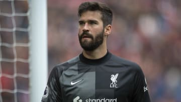 Alisson was one of several South American players facing a ban