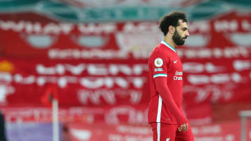 Salah has been linked with a move away