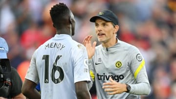 Tuchel says Mendy is facing a fight to be fit for Saturday