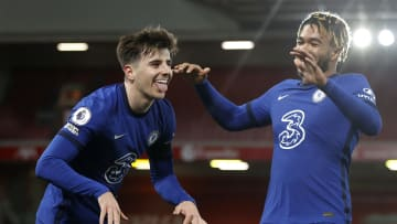 Mount was the match-winner for Chelsea