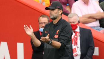 Jurgen Klopp is looking for another win in Europe