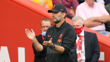 Jurgen Klopp has had plenty of cause for applause given his side's unbeaten start to the campaign
