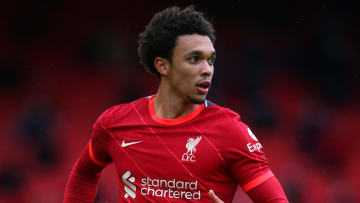 Trent Alexander-Arnold is fully fit after missing Euro 2020 through injury
