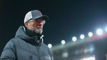 Klopp is one of the frontrunners for the Germany job