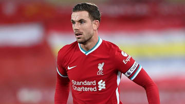 Jordan Henderson is back on the treatment table