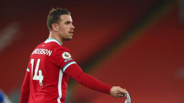 Jordan Henderson tidak mendapat kesan positif dari European Super League