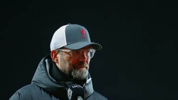 Klopp says Liverpool do not need a rebuild