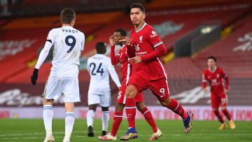 Liverpool prevailed in the reverse fixture