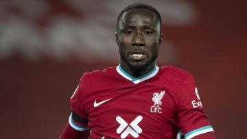 Naby Keïta wurde bislang nicht glücklich in Liverpool