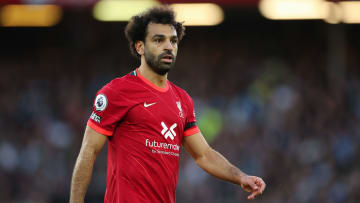 Salah was on song for the Reds