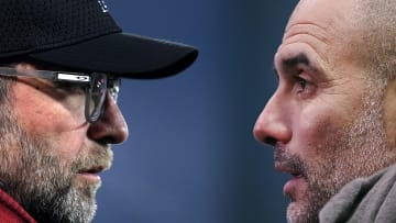 Liverpool host Manchester City at Anfield on Sunday