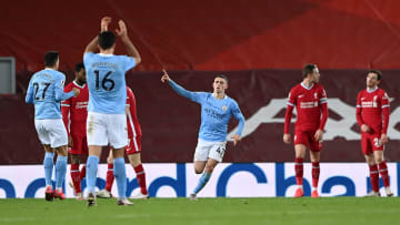 Rodri's reaction says it all regarding Phil Foden's goal and performance