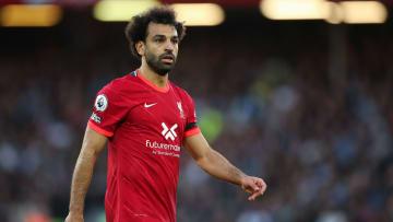 Mo Salah brilhou contra o Manchester City