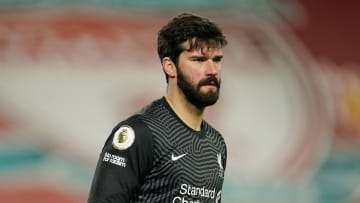 Alisson will be available for the meeting with Chelsea