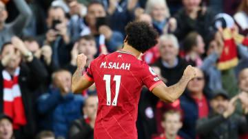 Mohamed Salah scored a stunning goal against Man City