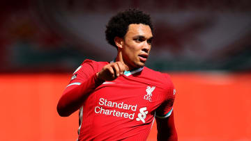 Trent Alexander-Arnold is among the contenders for Player of the Month