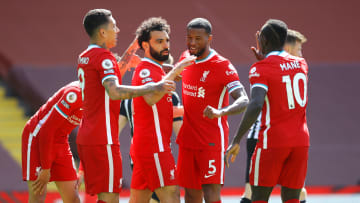 Liverpool have five games left to salvage their top four hopes