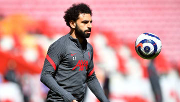 PSG are reportedly targeting Liverpool's Mohamed Salah