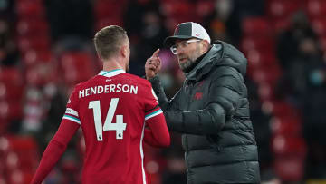 Jurgen Klopp says Jordan Henderson could be fit for Euro 2020