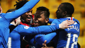 Rangers netted late to beat Livingston