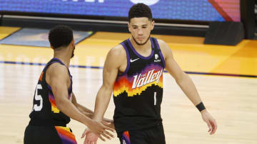 Devin Booker has the Suns contending for a championship.