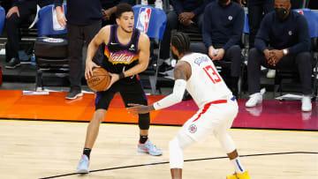 Clippers y Suns debutan en las finales de la Conferencia del Oeste
