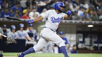 Andrew Toles was arrested for sleeping behind an airport.