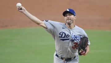 Scherzer a fait une brillante sortie pour les Dodgers dans leur victoire contre les Braves.
