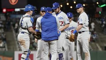 Los Dodgers se llevaron el primer duelo de la serie en San Francisco