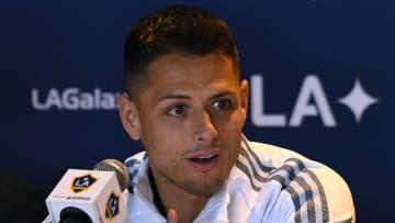 """Javier """"Chicharito"""" Hernandez"""