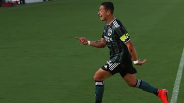 Javier Hernandez haunted his former coach Phil Neville with a brace for LA Galaxy versus Inter Miami