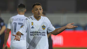 'Chicharito' Hernández tuvo un primer año pésimo en el LA Galaxy