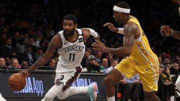 Nets y Lakers chocan en el duelo central de la jornada de NBA este sábado