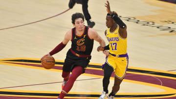 Cavaliers y Lakers se enfrentan una vez más en la temporada