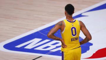 Kyle Kuzma, Los Angeles Lakers v Denver Nuggets - Game Four