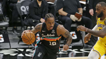 DeMar Derozan - Los Angeles Lakers v San Antonio Spurs