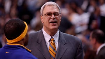 Phil Jackson fue coach en la NBA por 20 temporadas