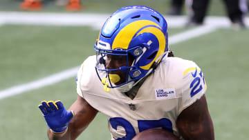 Los Angeles Rams running back Darrell Henderson's injury update boosts his Week 3 fantasy outlook.