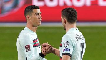 Cristiano Ronaldo and Ruben Dias are both present as expected