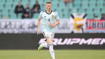 McTominay speaks up on his Man Utd teammates ahead of Euro 2020 clash against England