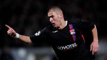 Karim Benzema est l'une des nombreuses stars de ce onze de départ.