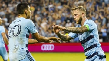 Russell assisted Salloi for the third time in MLS this season.