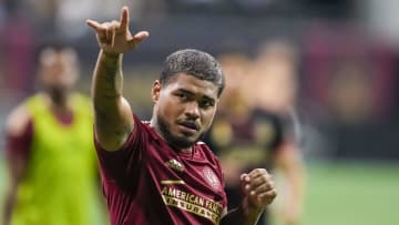 It took just 125 appearances for Josef Martinez to net his 100th Atlanta United goal.