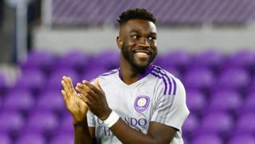 Dike was linked to a number of clubs in England across the summer but has remained with Orlando City.