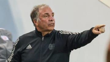 Bruce Arena has won five MLS Cups as a coach.