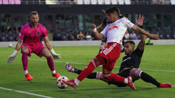 Omir Fernandez created seven chances against Inter Miami on Friday.