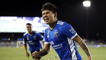 Chofis has scored five goals in his last two appearances for the San Jose Earthquakes.