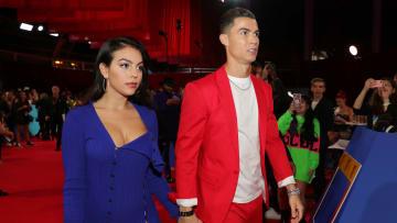 Georgina Rodriguez et Cristiano Ronaldo