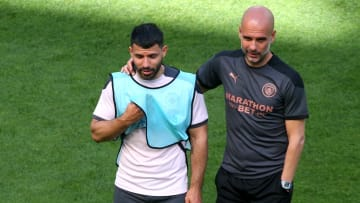 """""""Guardiola quer ser mais protagonista em seus clubes do que jogador"""", declarou o pai de Agüero sobre técnico do Manchester City."""